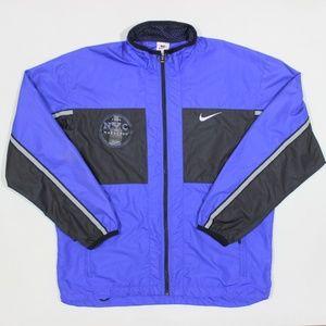Vintage Nike 1996 NY City Marathon Windbreaker